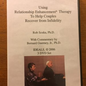 D-112 – Using Relationship Enhancement® Therapy to Help Couples Recover from Infidelity (by Robert Scuka)