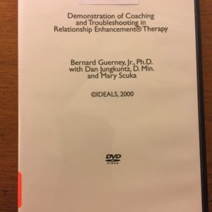 D-108 – Demonstration of Coaching and Troubleshooting in Relationship Enhancement® Therapy