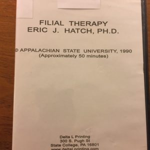 D-504 – Filial Therapy with Eric Hatch, Ph.D.