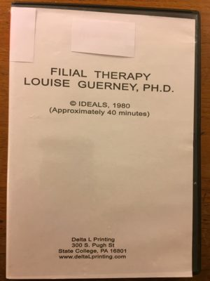 D-502 – Filial Therapy with Louise Guerney, Ph.D.