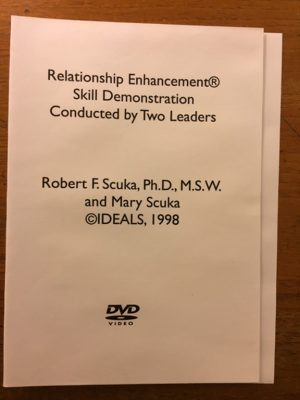 D-204 – Relationship Enhancement® Skill Demonstration Conducted by Two Leaders