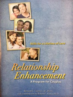 M-202 – Relationship Enhancement® Program Manual (by Bernard Guerney and Robert Scuka)