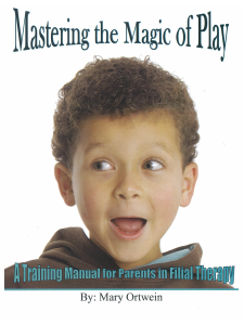 M-501 – Mastering the Magic of Play: A Training Manual for Parents in Filial Therapy  (by Mary Ortwein)