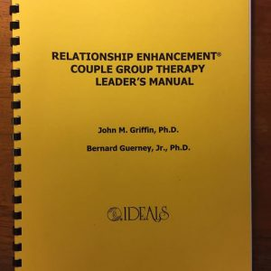M-104 – Relationship Enhancement® Couple Group Therapy Leader's Manual