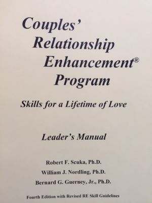 M-201 Couples' RE Program Leader's Manual