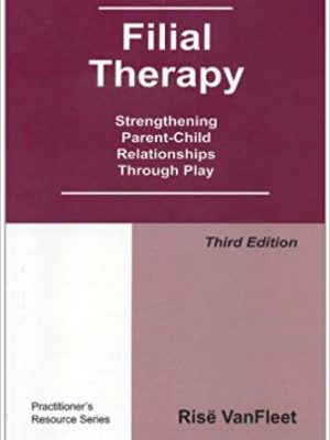B-502 Filial Therapy: Strengthening Parent-Child Relationships Through Play (for therapists) (by Rise Van Fleet)